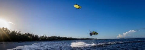 Le meilleur spot de kitesurf - windsurf !