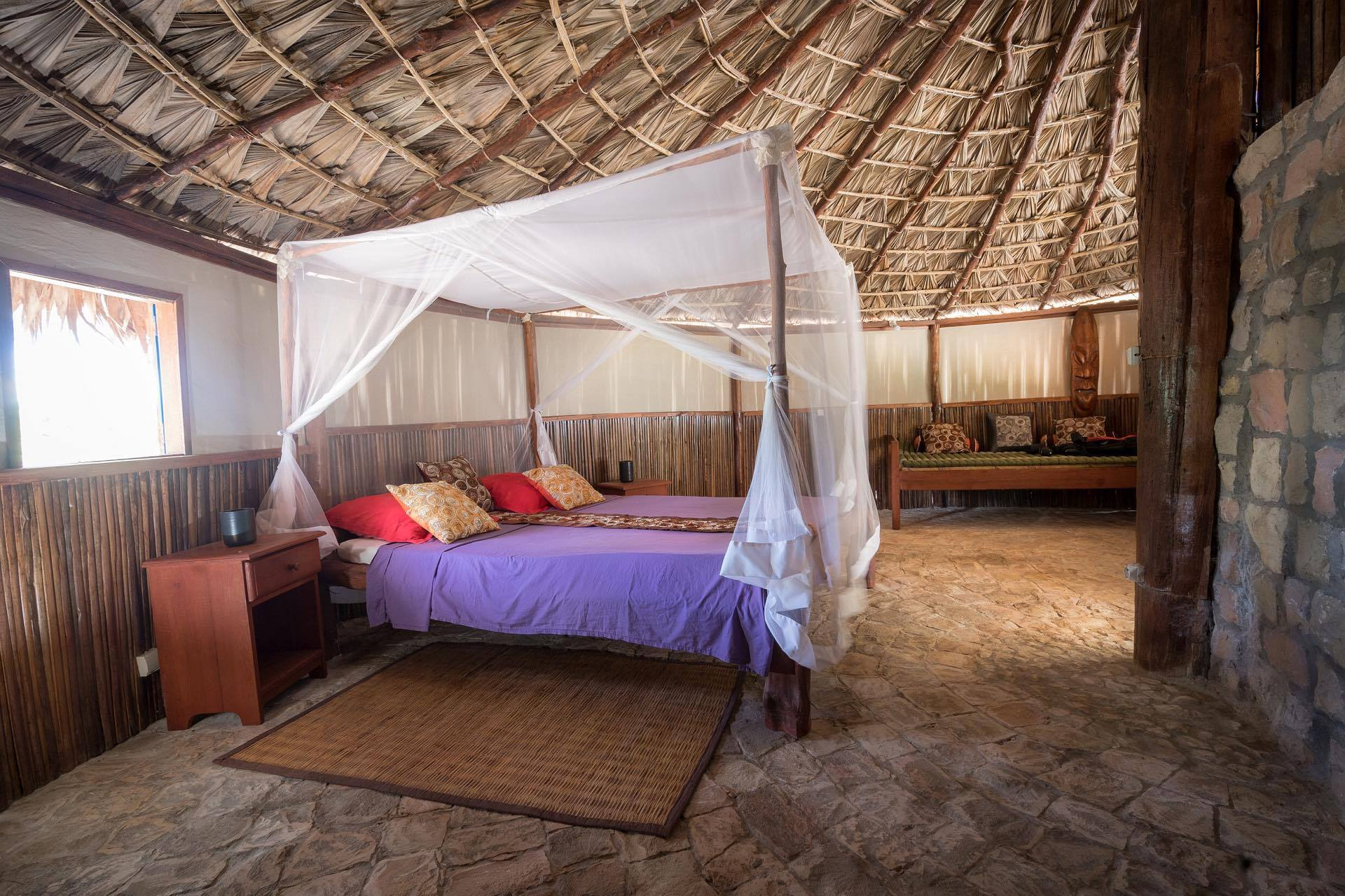The 100% kite and windsurf ECOLODGE