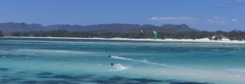 Kite, windsurf and SUP Paradise