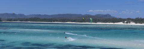 Kitesurfer's Paradise