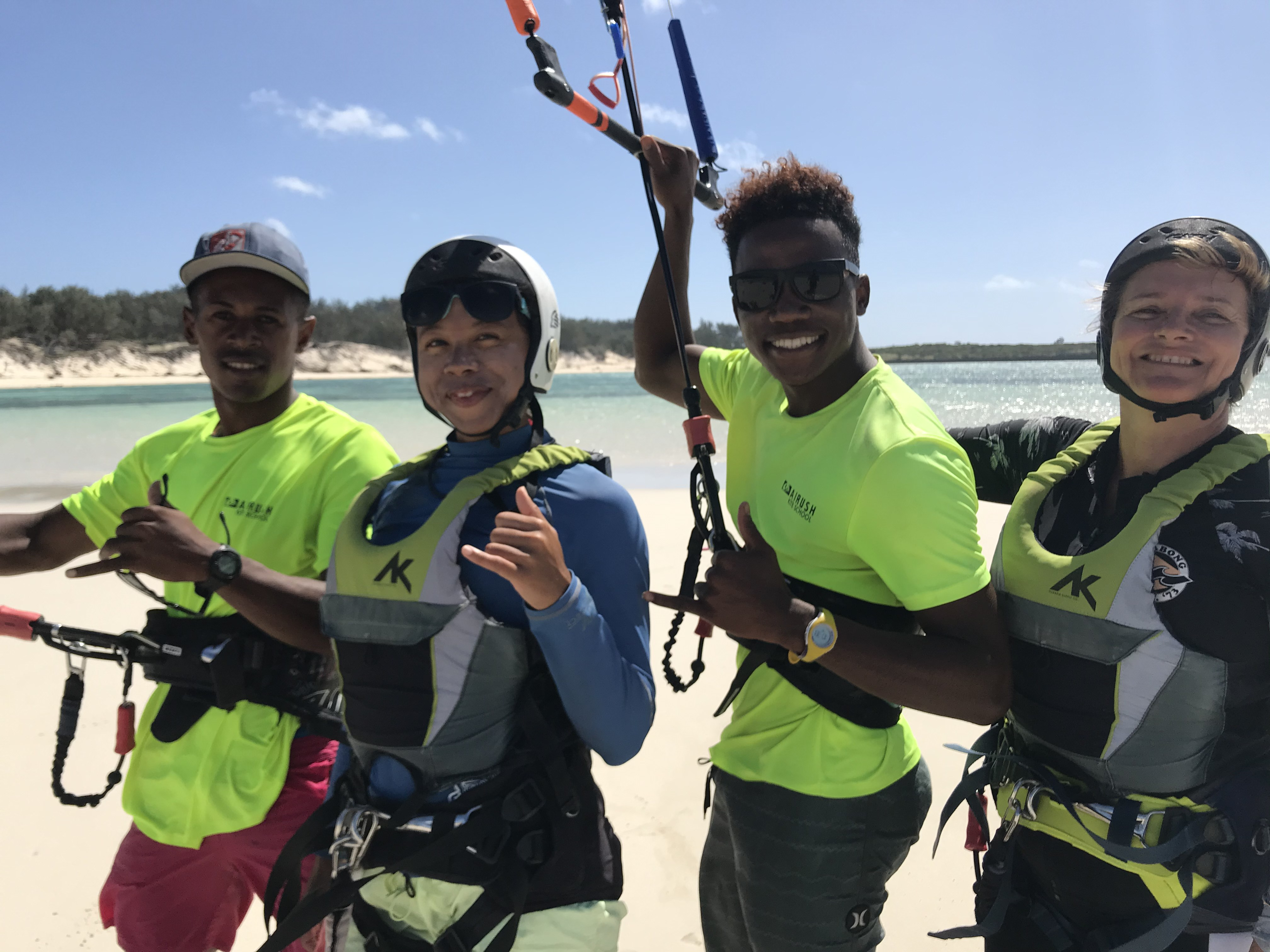 One week all included kite courses